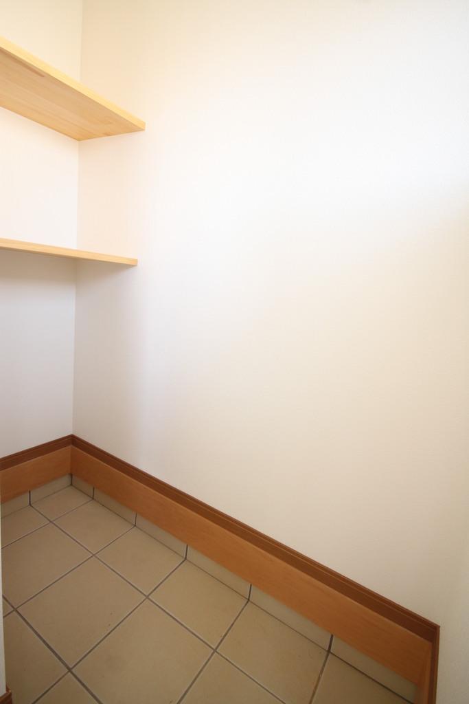 玄関内収納スペース